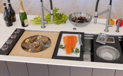 HappyHour, Funktionszentrum für die Küche